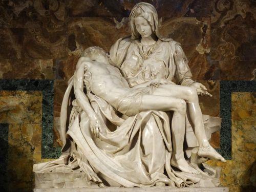 sculpture jesus christ louvre