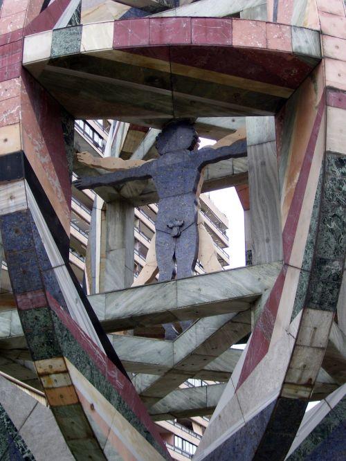 sculpture monument business center