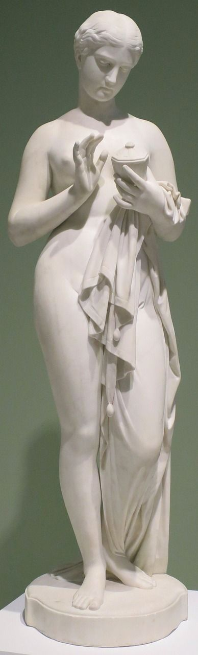 sculpture pandora chauncey