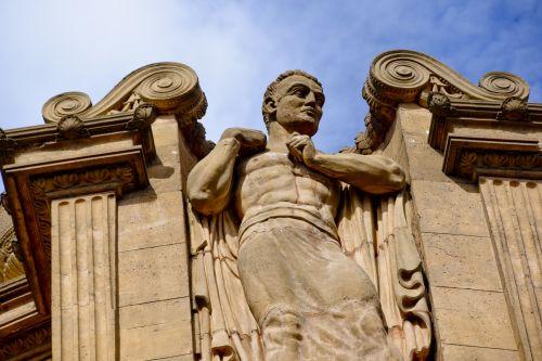 Sculpture Palace Of Fine Arts