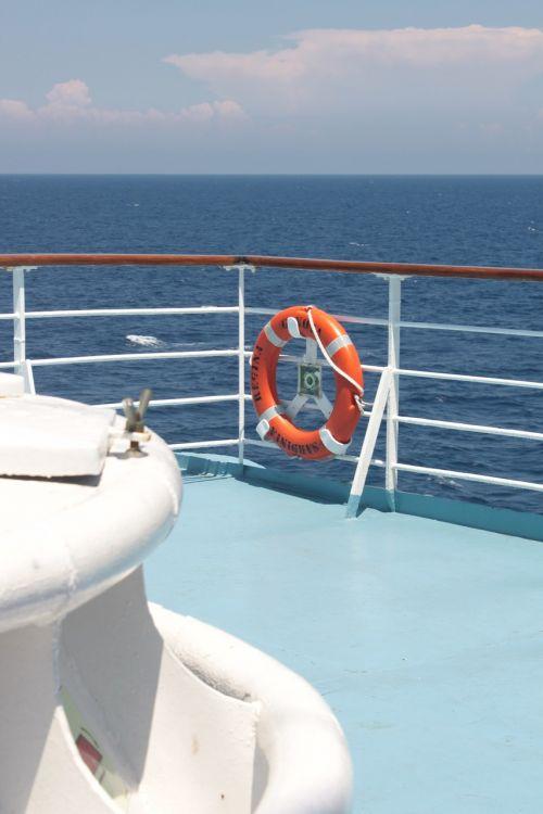 sea ferry corsica