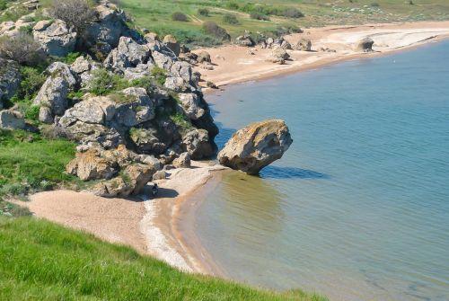 sea sand beach