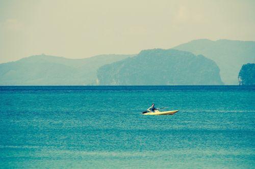 sea boot thailand