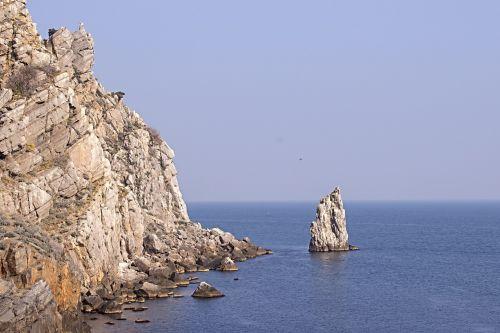 sea rocks tourism
