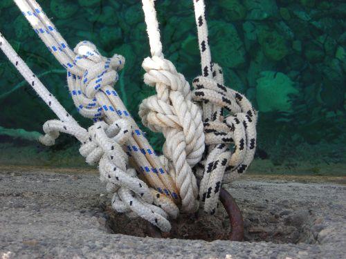 sea rope leash