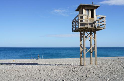 sea fisherman tower