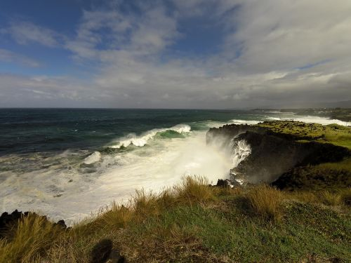 sea sea storm onda