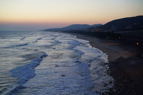 sea beach coastal