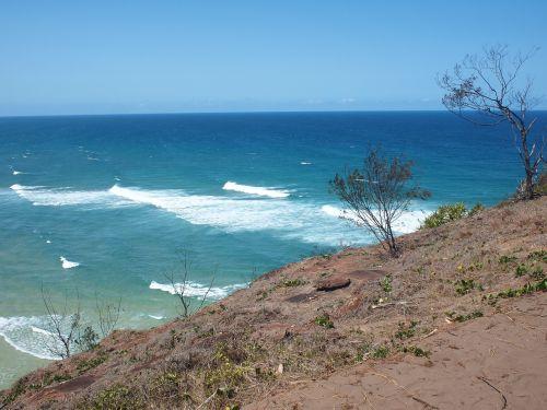 sea bay ocean