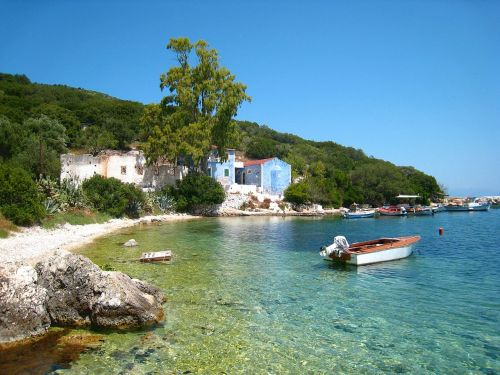 sea booked nature