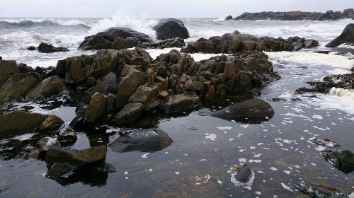 sea waves squirt