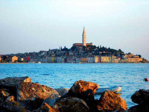 sea church croatia