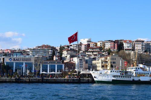 sea istanbul city