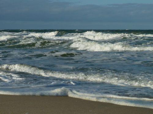 sea wave stand