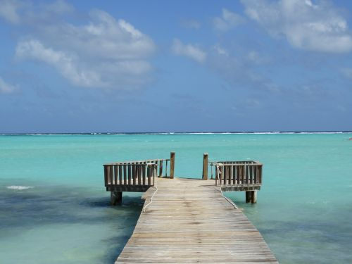 sea caribbean bonaire