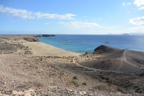 sea beach canary islands