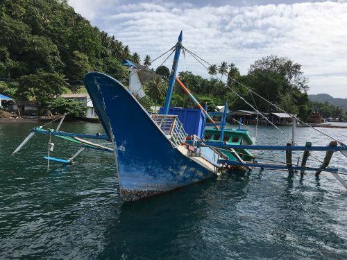 jūra,vanduo,laivas,jūrų,uostas,atogrąžų,žvejybos laivas,nuskendus