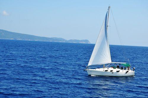 sea yacht boat