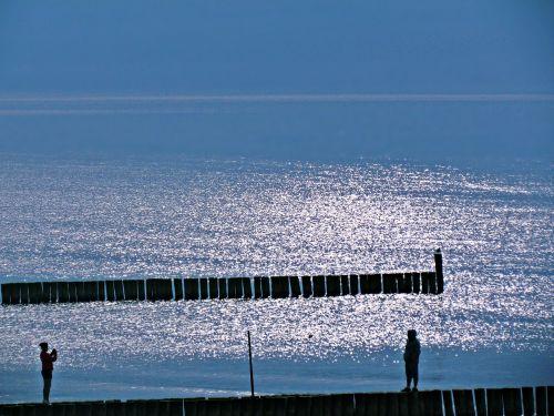 sea the baltic sea beach