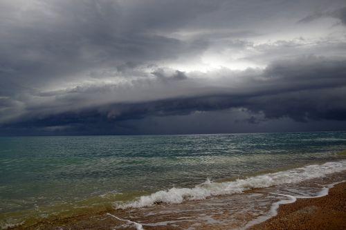 sea bad weather sorrow