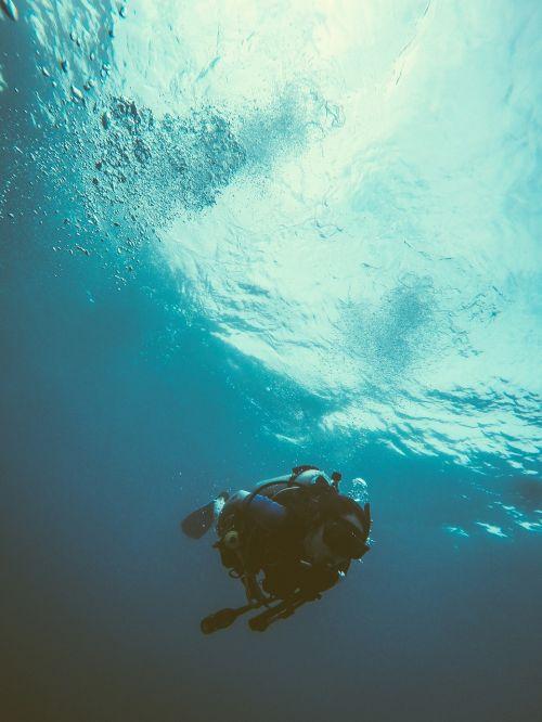 sea ocean blue