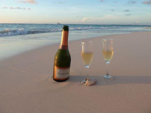 sea champagne aruba