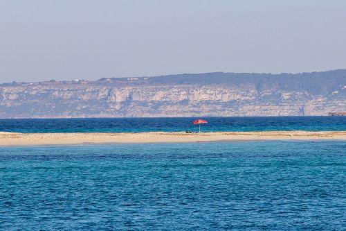 sea beach parasol