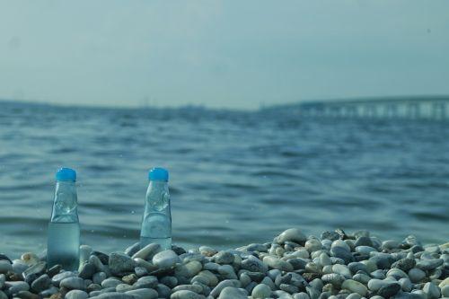 sea lemon soda blue