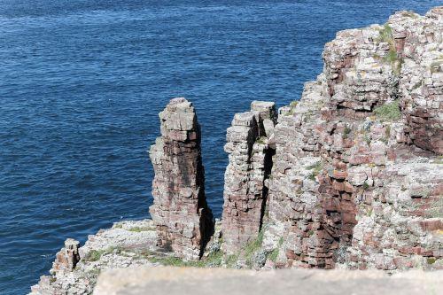 sea rock coastline