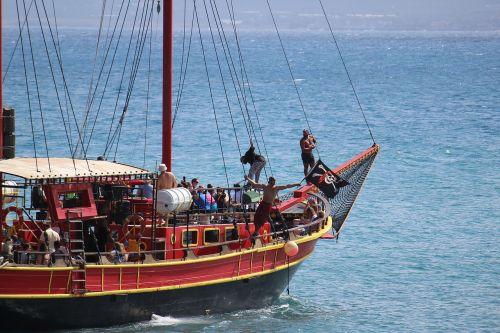 sea ship summer