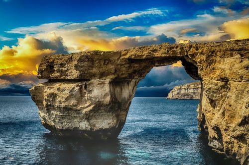 sea rock seashore
