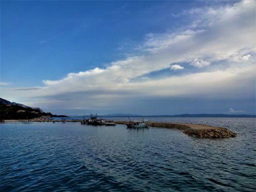 sea allowed croatia
