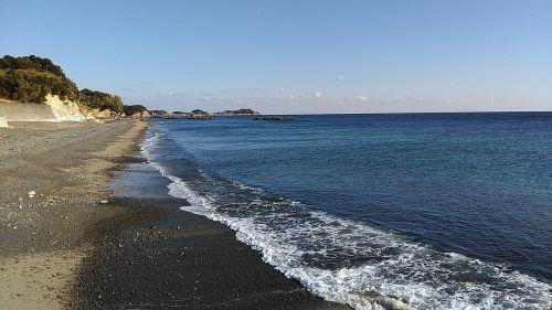 sea seashore beach