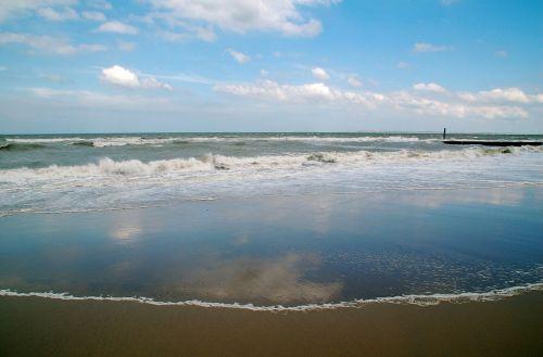 sea zealand beach