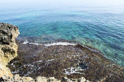 sea  waters  costa