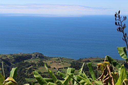 sea  azores  view