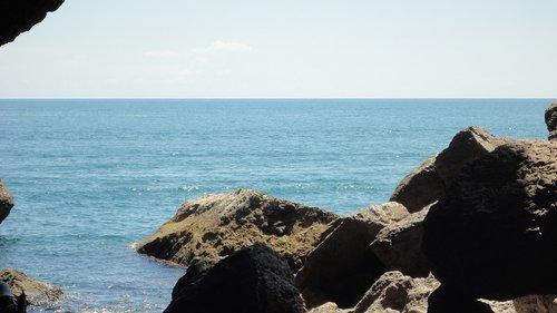 sea  crimea  landscape