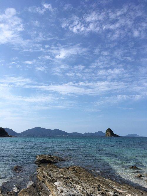 sea  goto  上五島