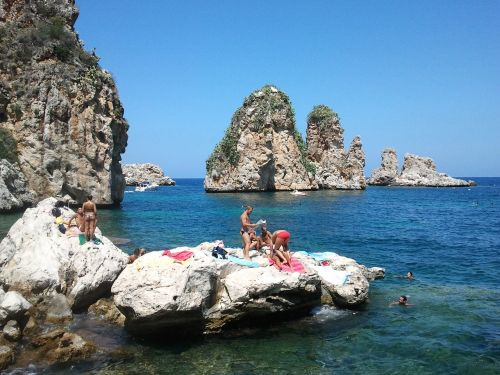 sea sicily island