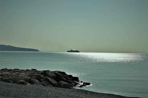 sea  seaside  beach