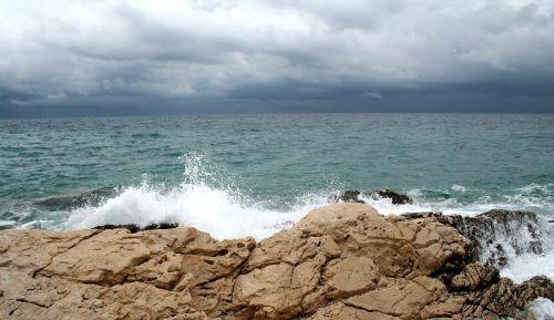 sea wave surf
