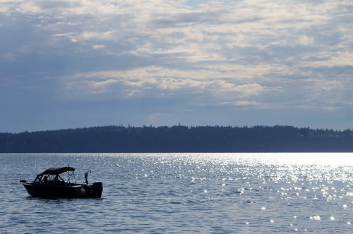 sea  ocean  boat