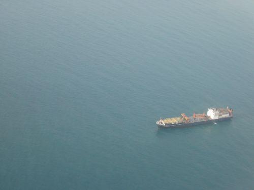 sea water ship