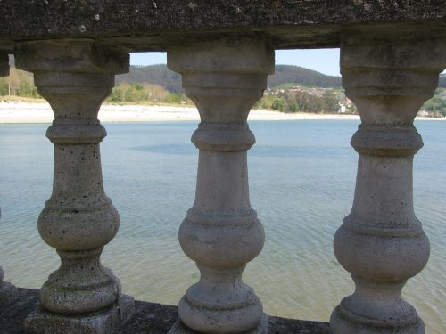 sea balusters views