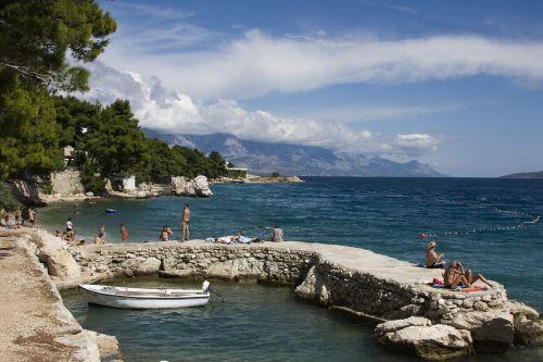 sea adriatic sea croatia