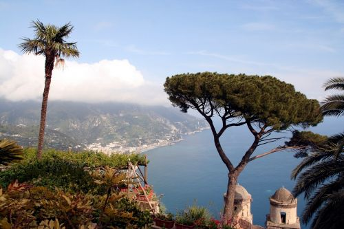 sea landscape view