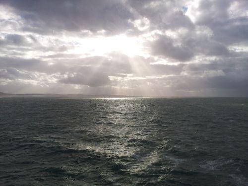 sea horizon freedom