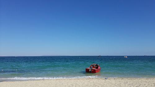 sea beach kish
