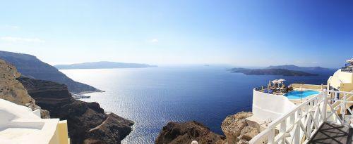 sea santorini greece