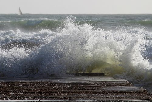 sea wave swell